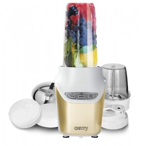 Blender personalny - POWERFUL NUTRI Camry